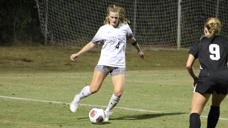 Women's Soccer Edged by Randolph-Macon at Home