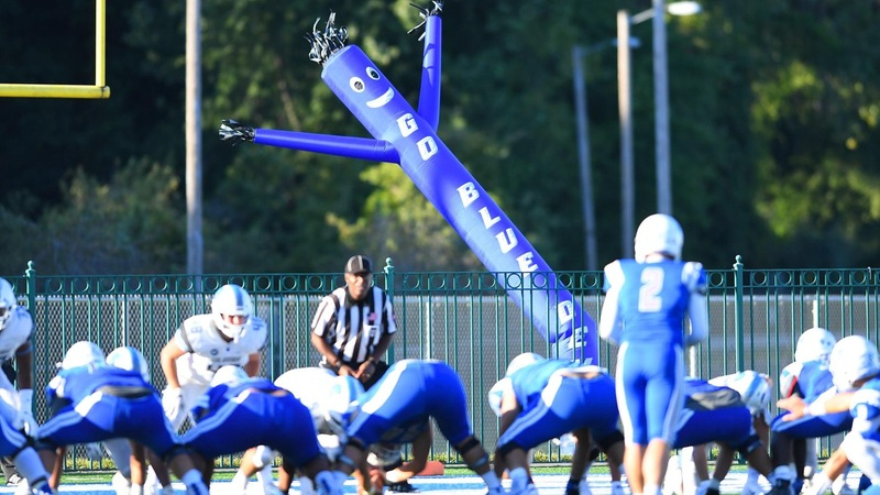 CCSU Welcomes Sacred Heart to Arute Field on Homecoming