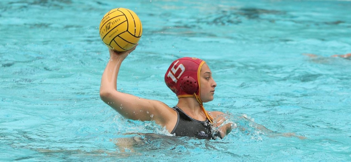 Amelia Ayala Earns Second-Team All-America Honors for CMS Women's Water Polo