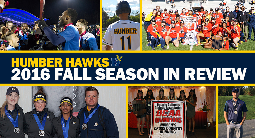 HUMBER ATHLETICS FALL SEASON IN REVIEW