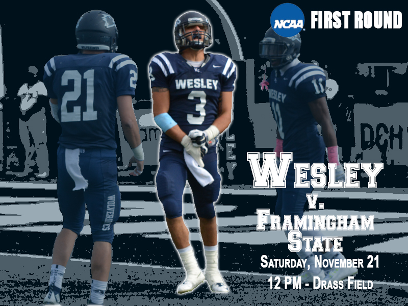 NCAA Tournament First Round - Wesley v. Framingham State