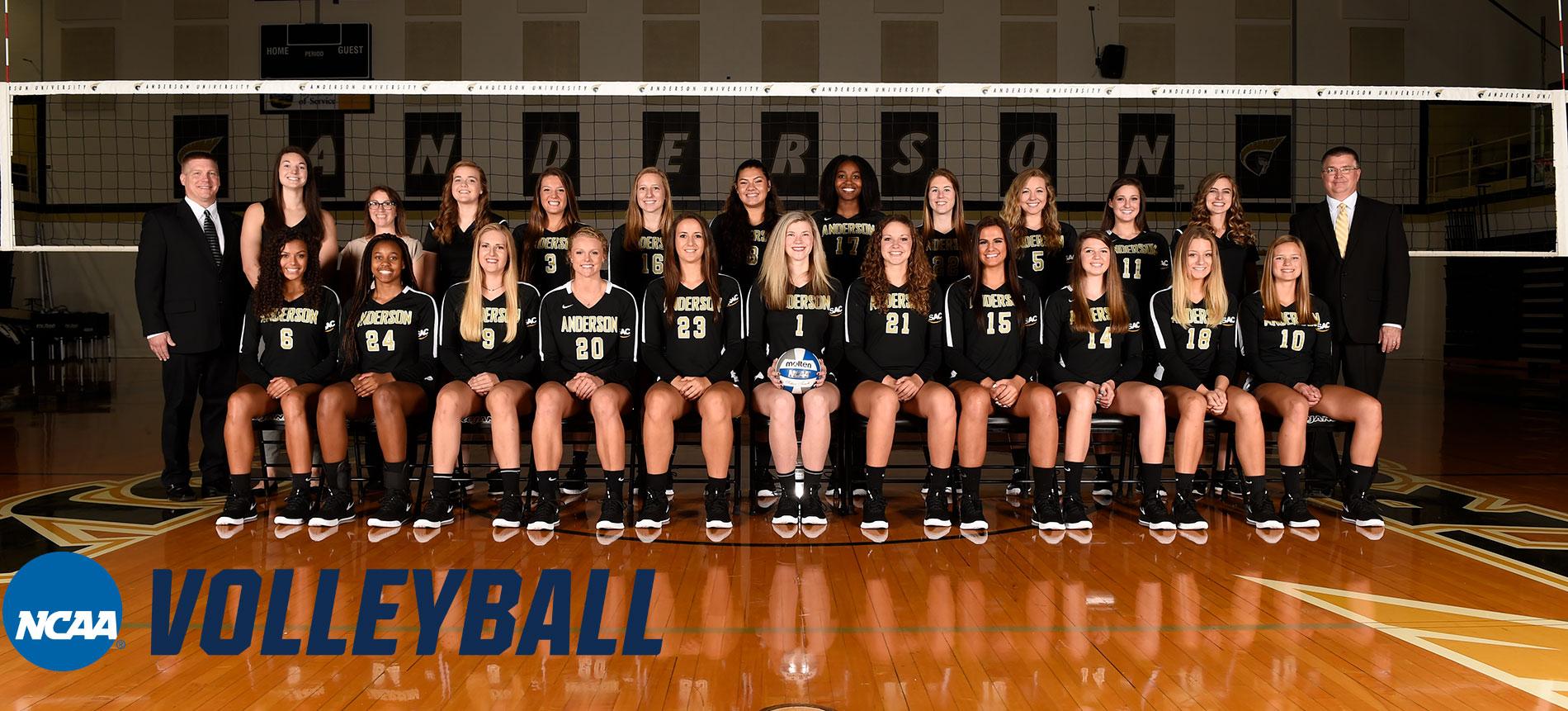 Trojan Volleyball Ranked Fourth in Third NCAA Southeast Region Rankings