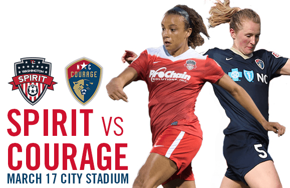 City Stadium Hosts First-Ever Women's Pro Game