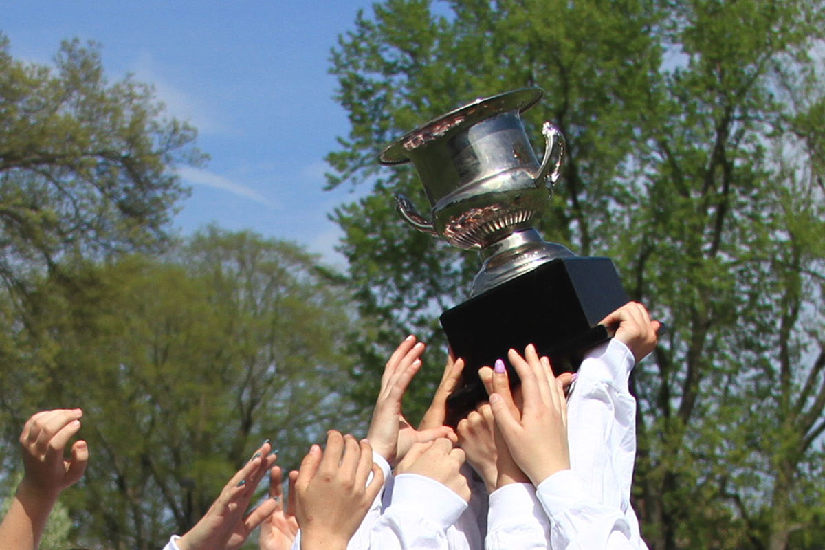 Blazer Women Win NECC Champions Cup; Men Finish Third