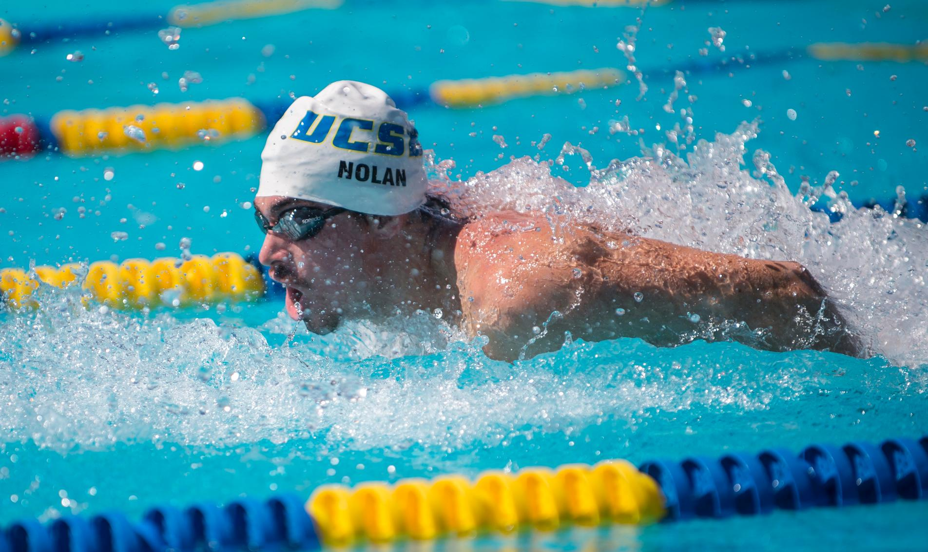 UCSB Men and Women Sweep Cal Poly