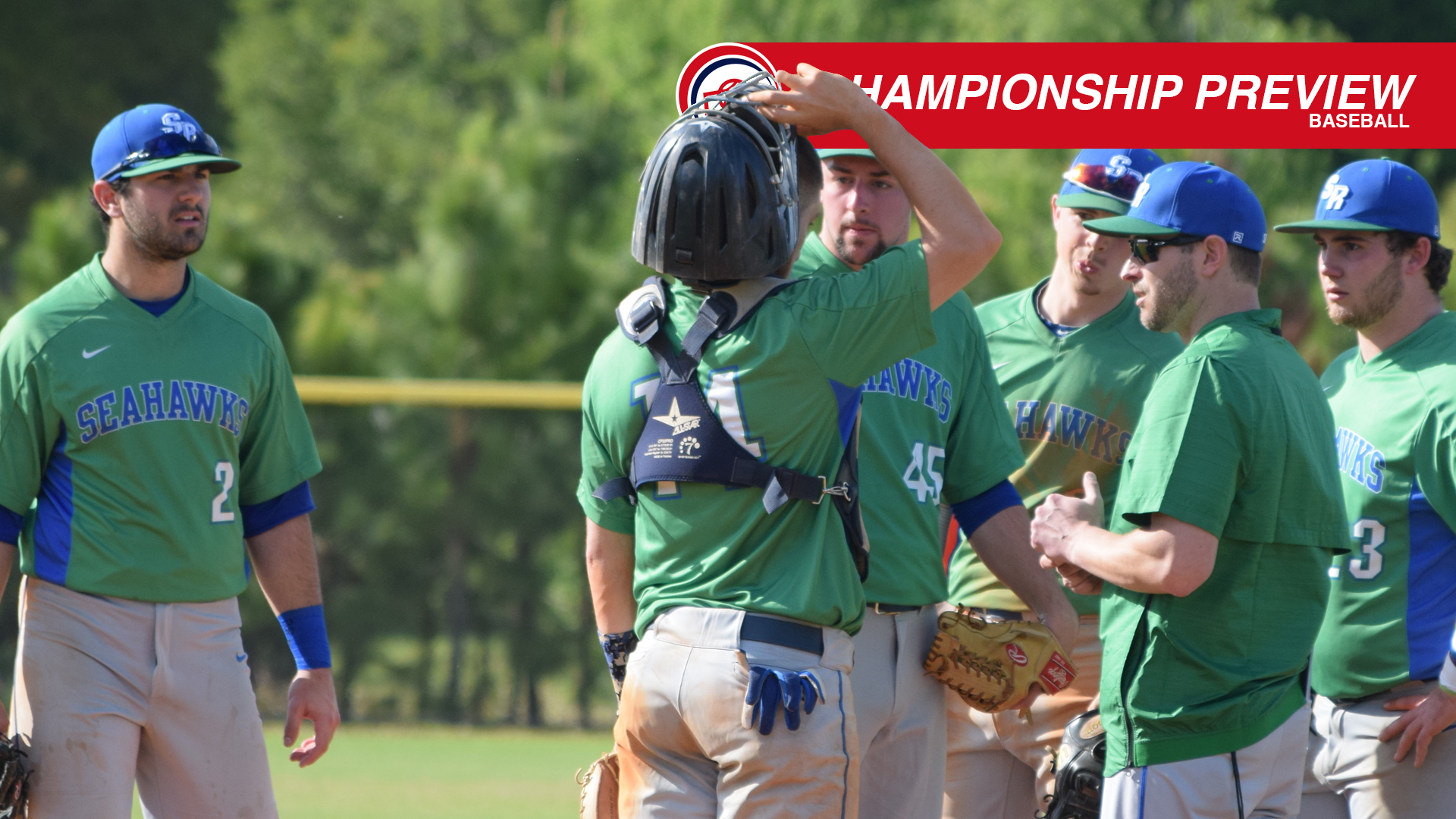 Salve Regina makes its fourth straight appearance in the CCC Championship series.