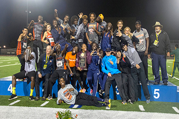 South Plains takes home National titles at Outdoor Track and Field Meet