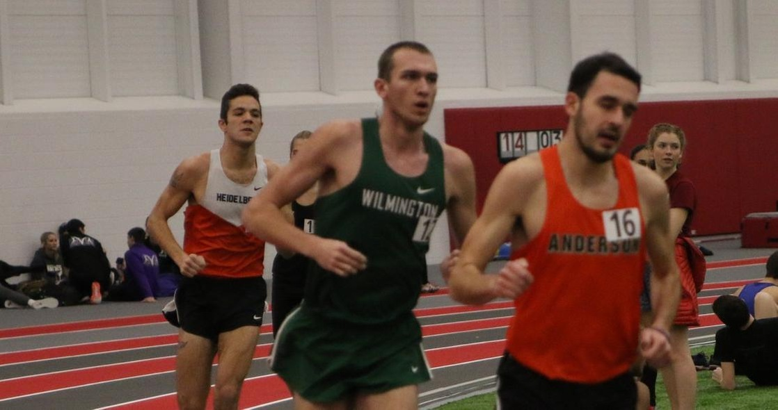 Men's Track & Fields Travels to Otterbein for All-Ohio Championships