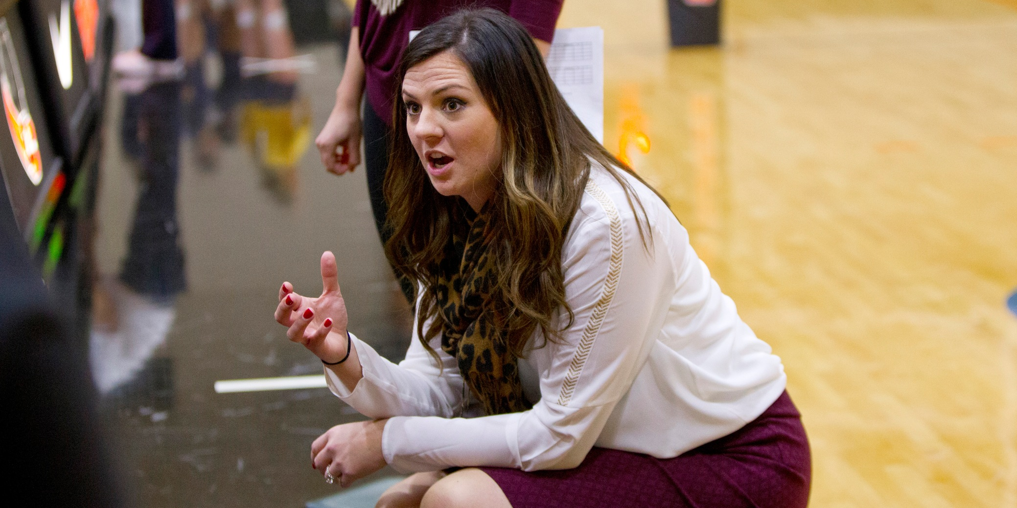 Gordon to open a new chapter after five seasons leading Pioneers volleyball