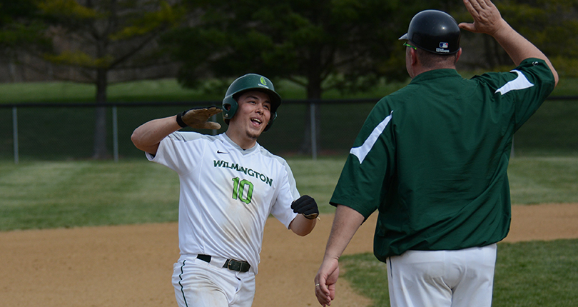 Chua, Hyatt homer in @DubC_Baseball loses