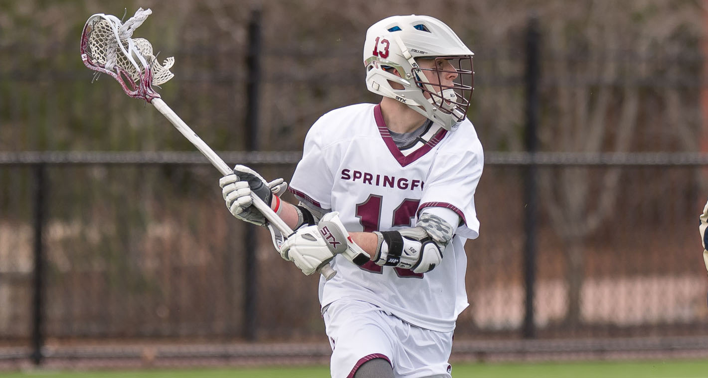 Men's Lacrosse Cruises Past Emerson