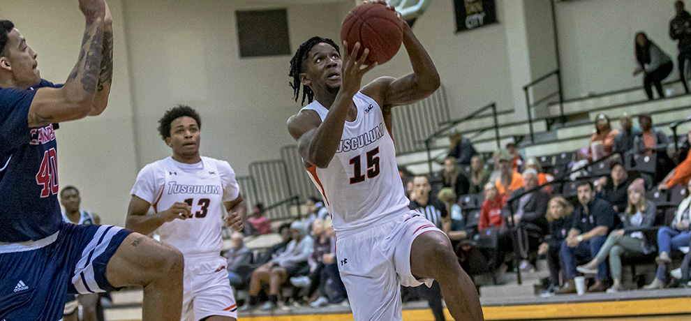 First half run sparks Catawba to 82-75 win over Tusculum