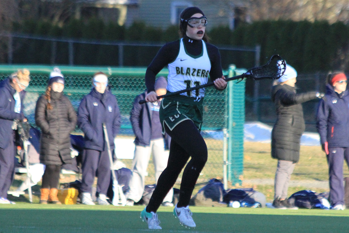 Lacrosse Can't Overcome Slow Start In Loss To Nichols