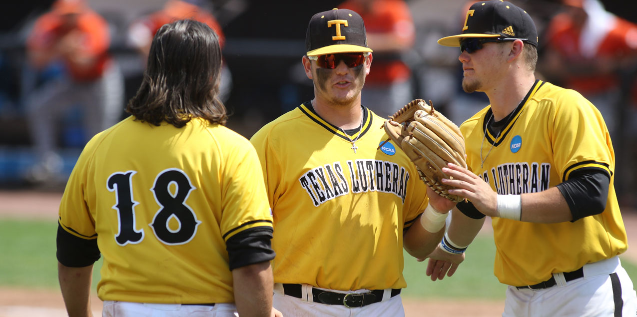 Texas Lutheran's inspired baseball run produces NCAA D3 runner-up finish