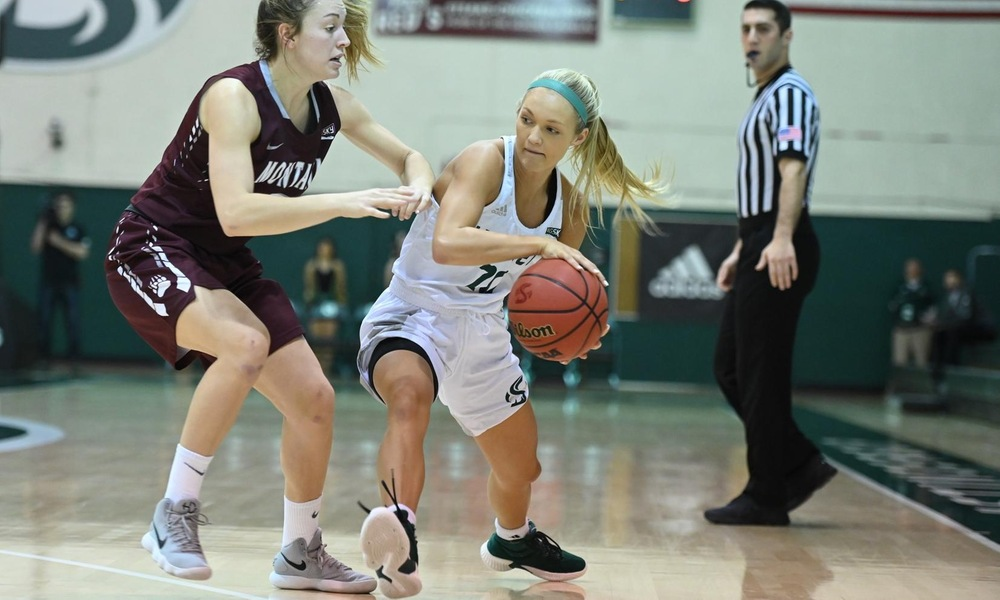 WOMEN'S HOOPS TAKES ON MONTANA SATURDAY IN REGULAR SEASON FINALE