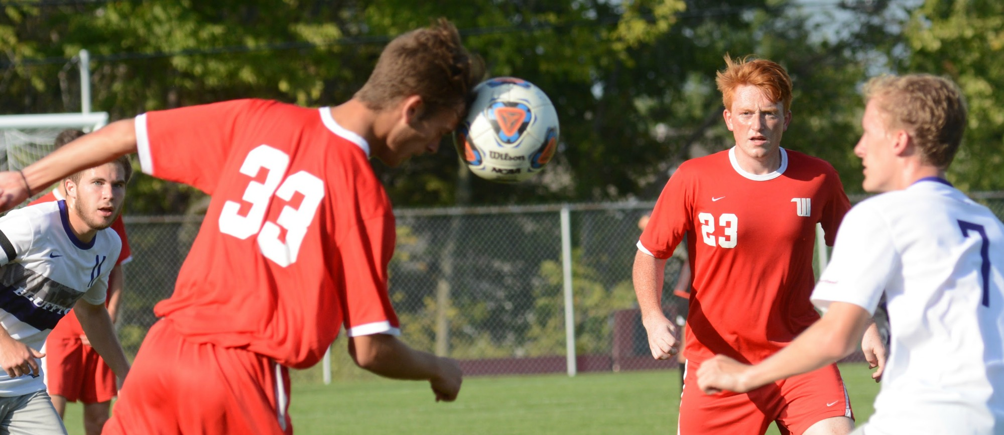 Zaragoza's Early Goal Not Enough at Ohio Northern