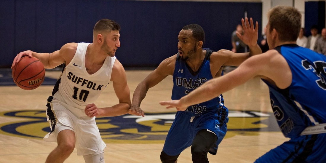 Men's Basketball Handles Salve Regina, 95-59, in Season Debut