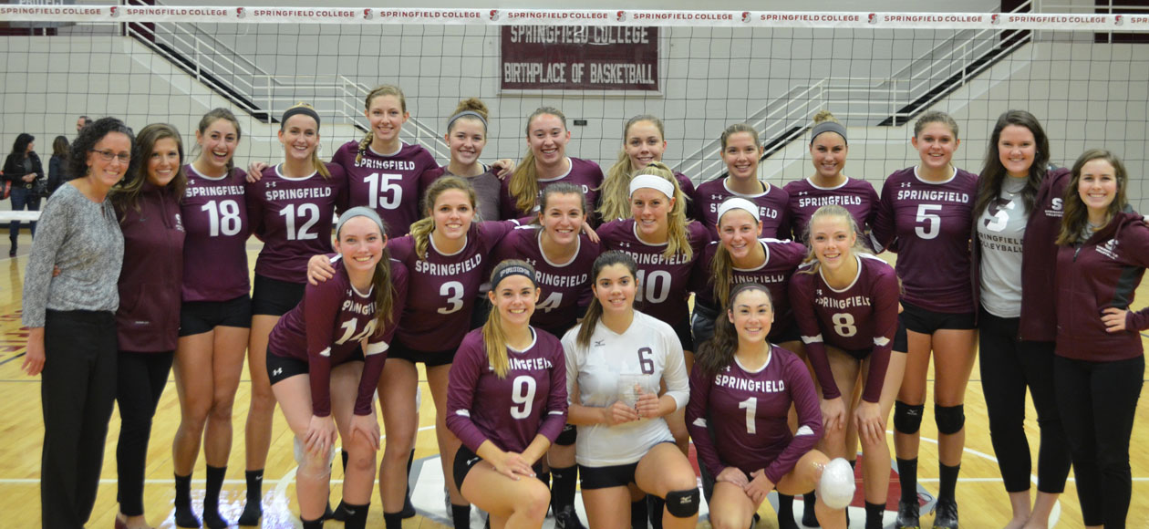 Women's Volleyball Wins 2016 Tom Hay Invitational