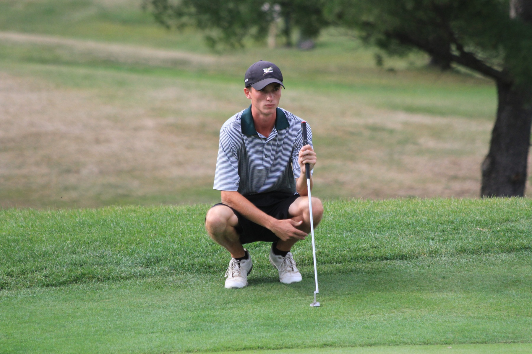 Men's Golf Ninth At Western New England Invitational