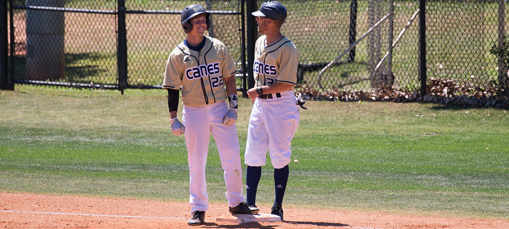 Baseball Weekend Series Against UNC Pembroke Recap