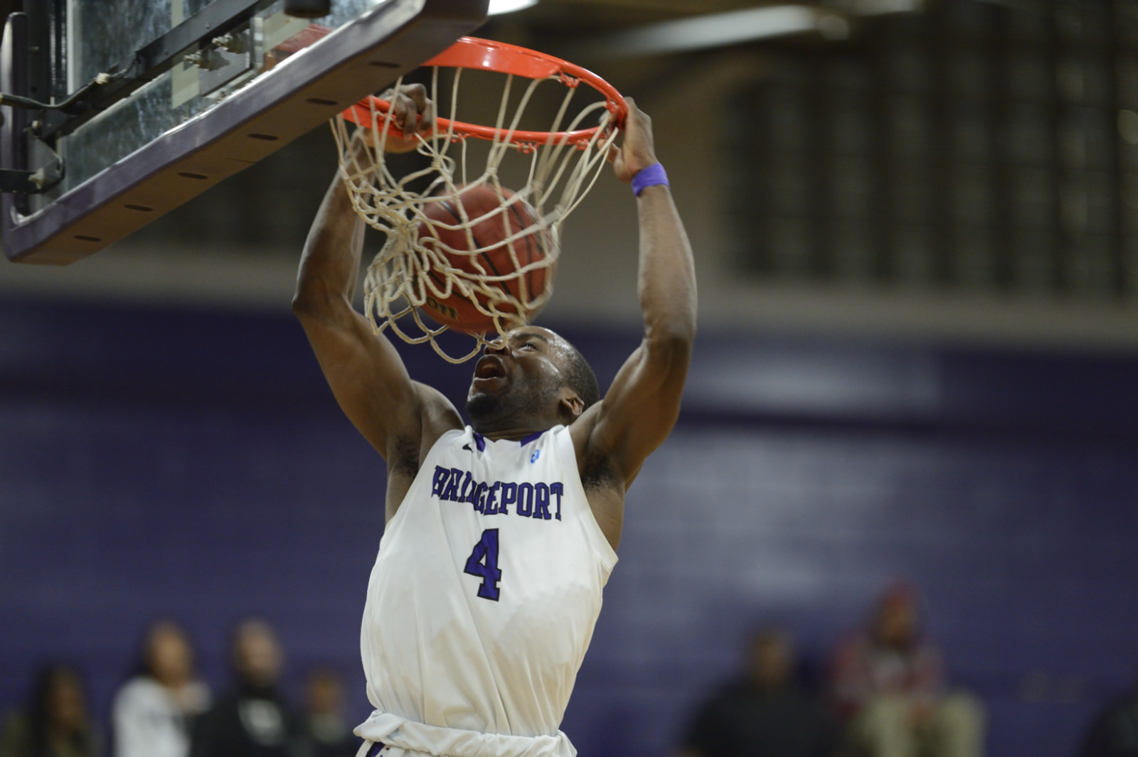 Four Reach Double-Digit Scoring As UB Men's Hoops Defeats Molloy, 90-79