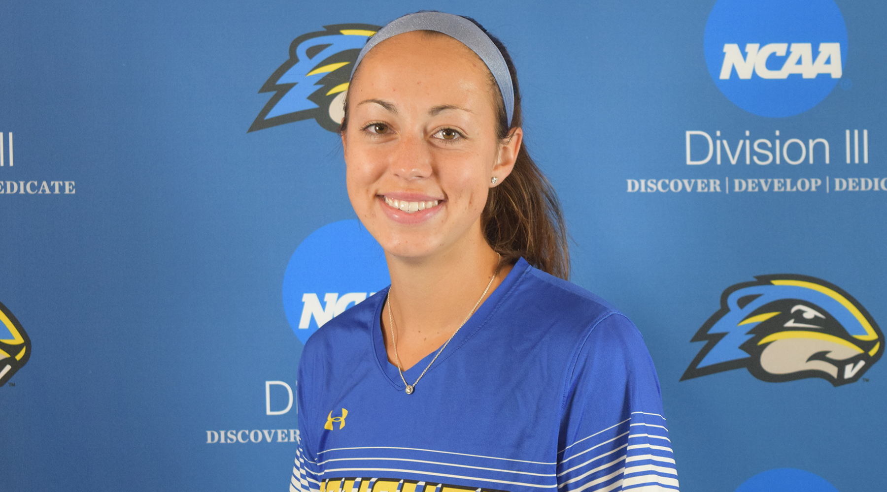 Christina Yarrish of Women's Soccer Named Goucher College Athlete of the Week