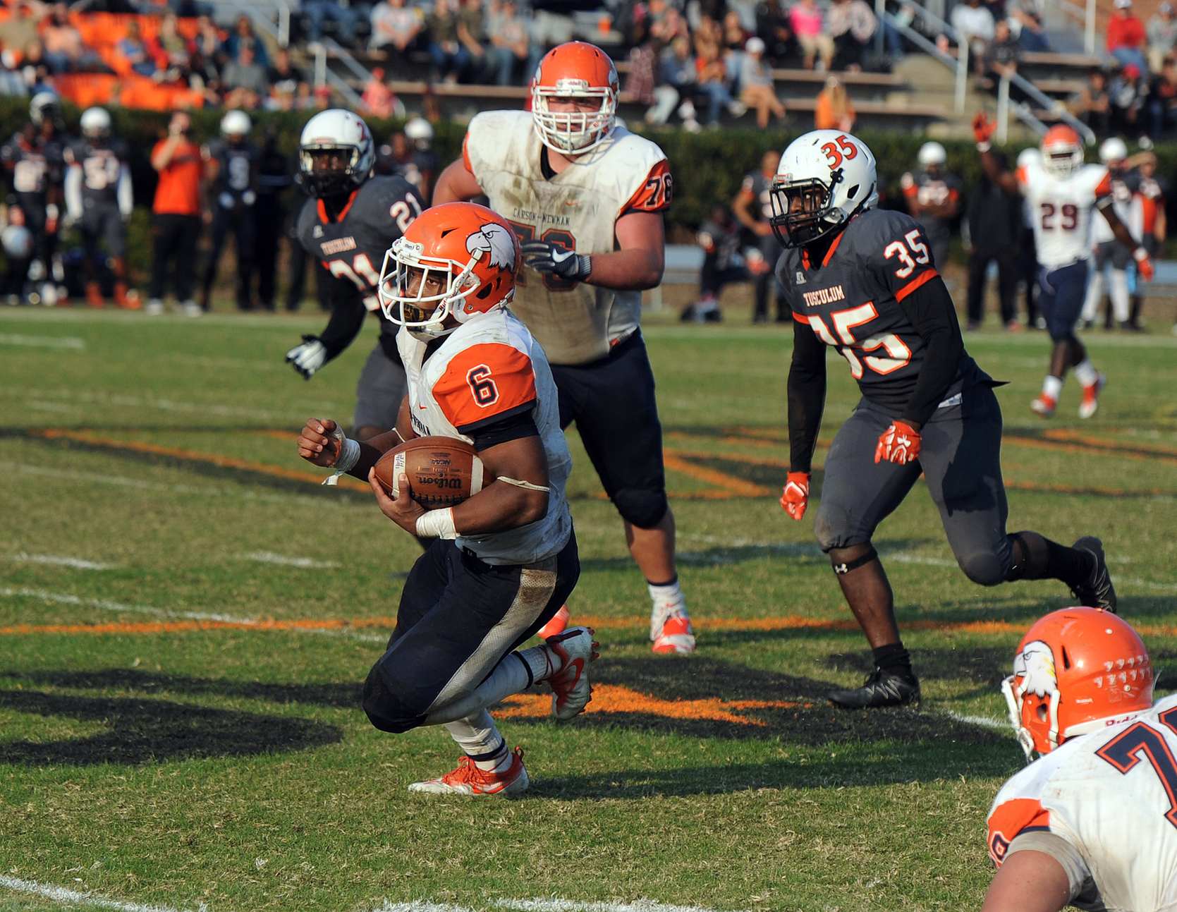 Carson-Newman Football releases preseason hype video - Believe