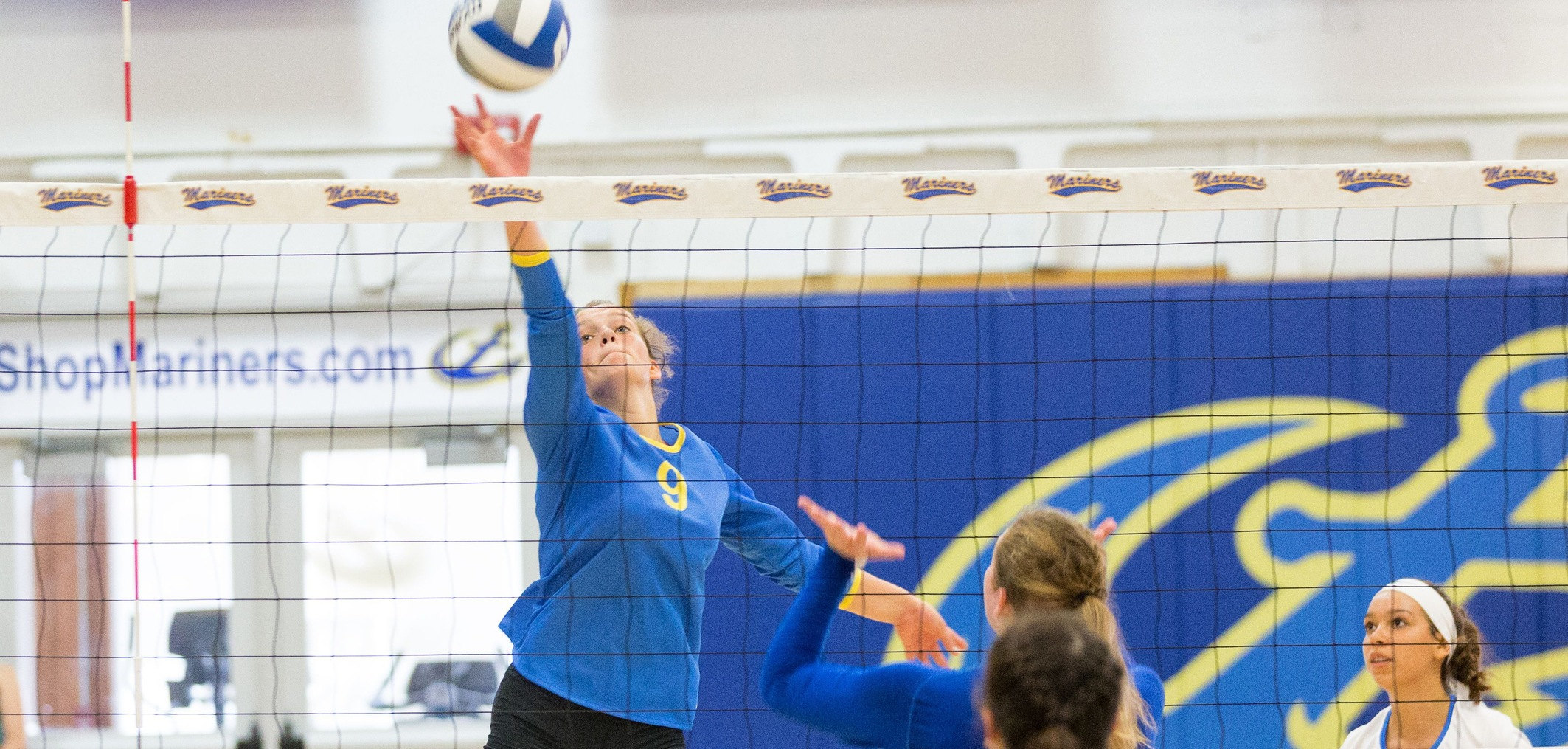 Mariners Sweep Pair of Matches at Ninth Annual Maritime Classic