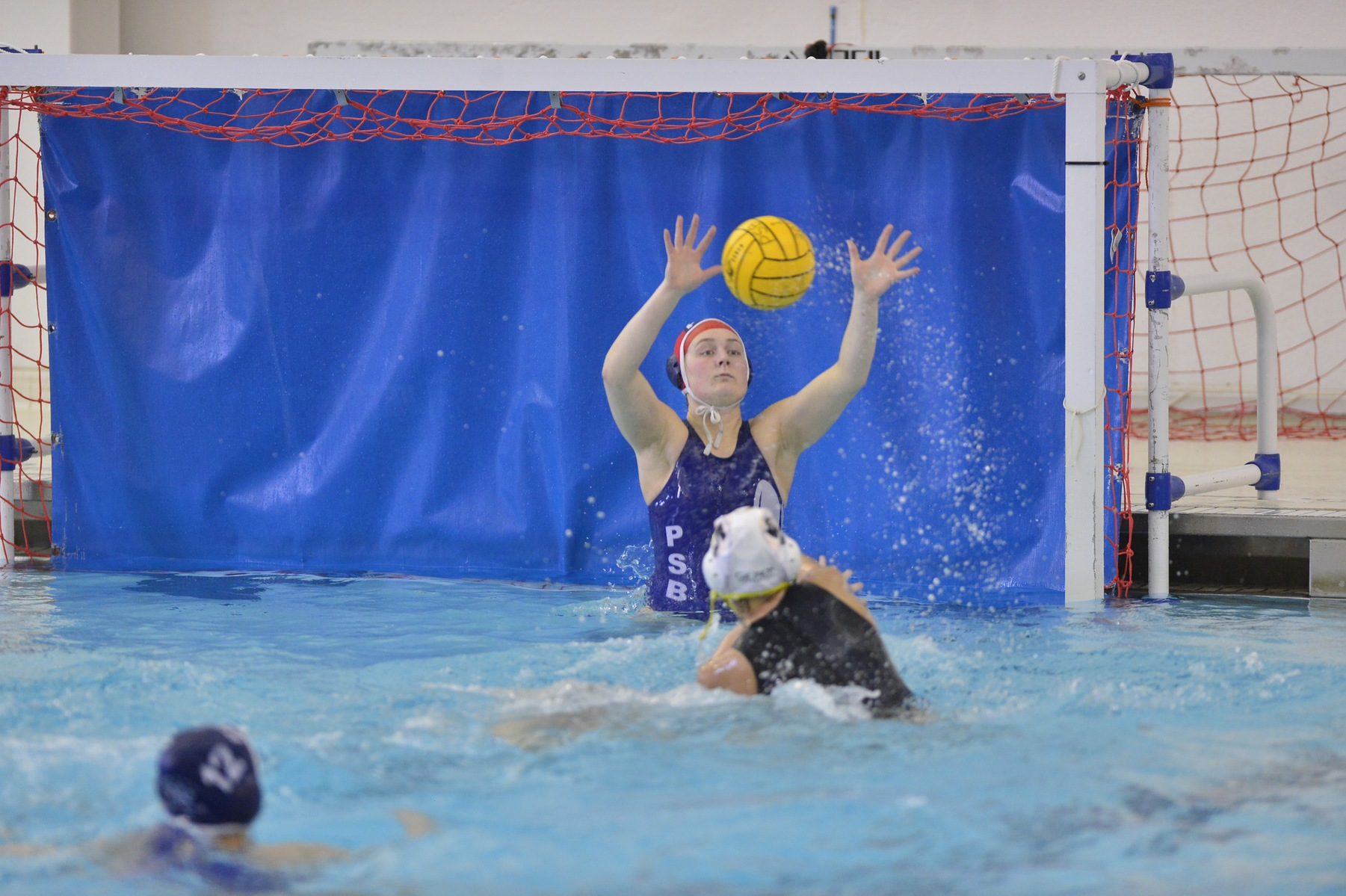Women's Water Polo Defeats Caltech for First Win of Season