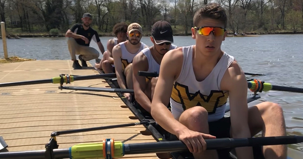 Rowing Picks up Two Third Place Finishes