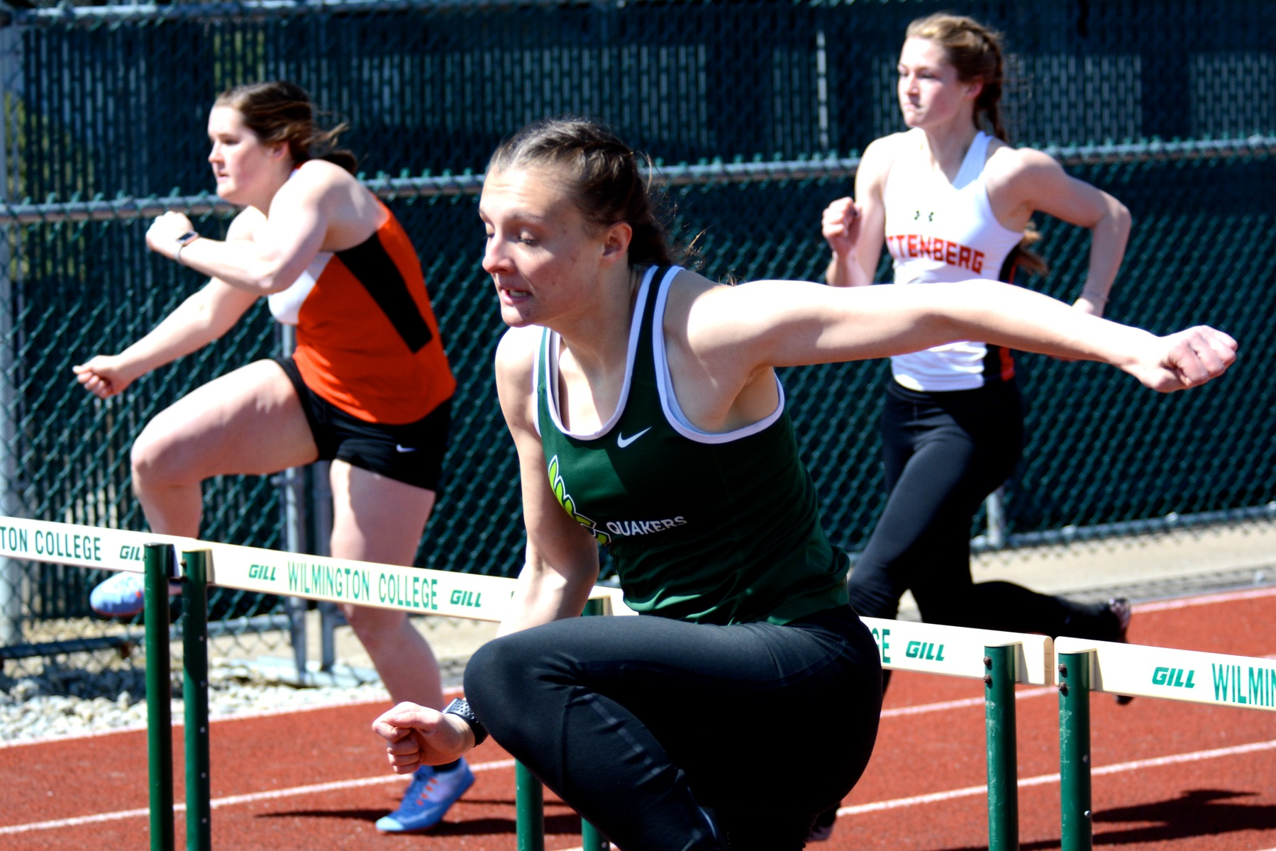 Women's Track and Field Heads to Two Locations This Weekend