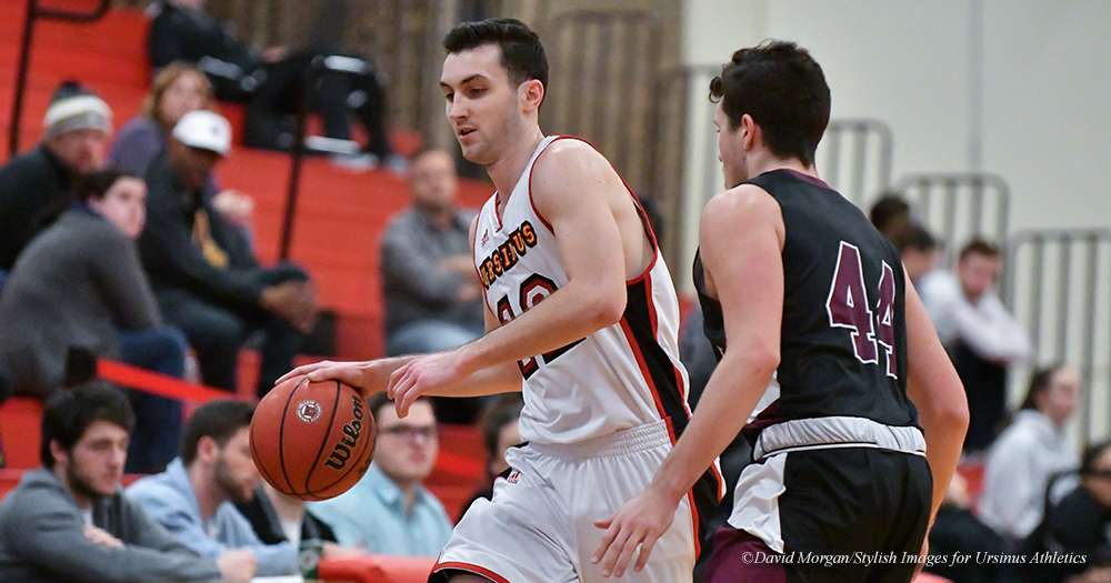 Men's Basketball Waxes Washington College