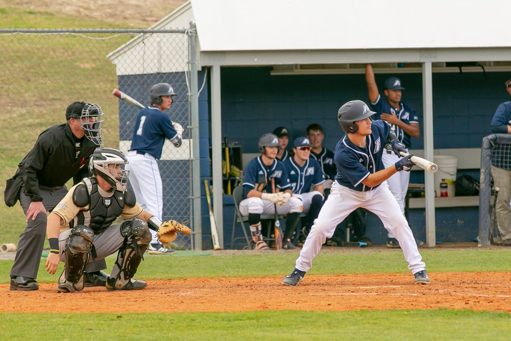 Augusta Rallies From Behind To Win 12-6 At Anderson