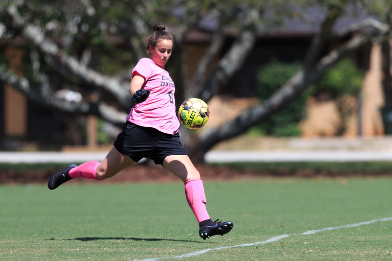Oxford's Women's Soccer wins in Dominating Fashion