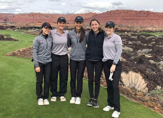 Women's Golf At Entrada Classic Starting Monday