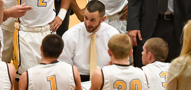 Men's Basketball Picked Third in OAC Coaches Preseason Poll