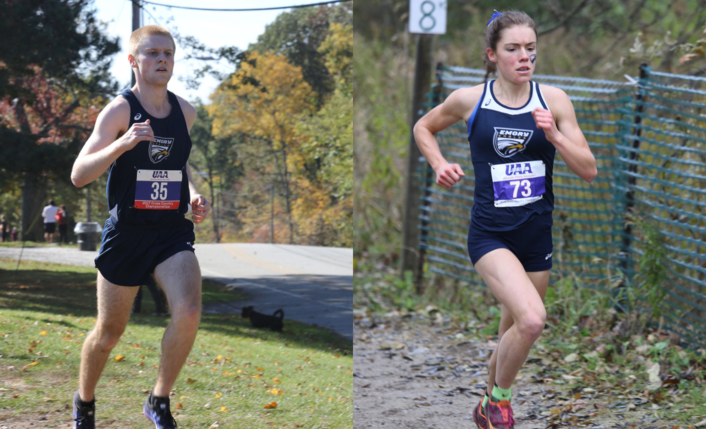 Emory Cross Country Teams Head To NCAA Championships