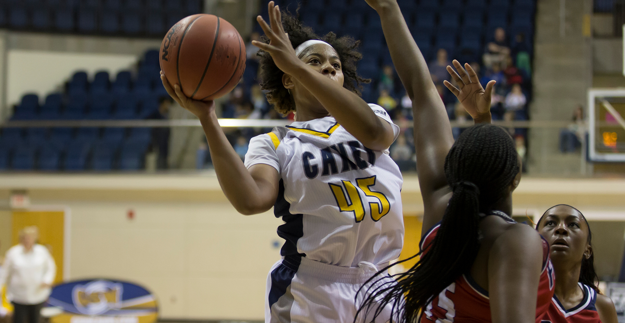 Trimble's Double-Double Not Enough for Lady Canes