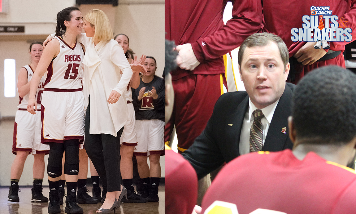 Special Basketball Doubleheader on Tap at Regis Saturday