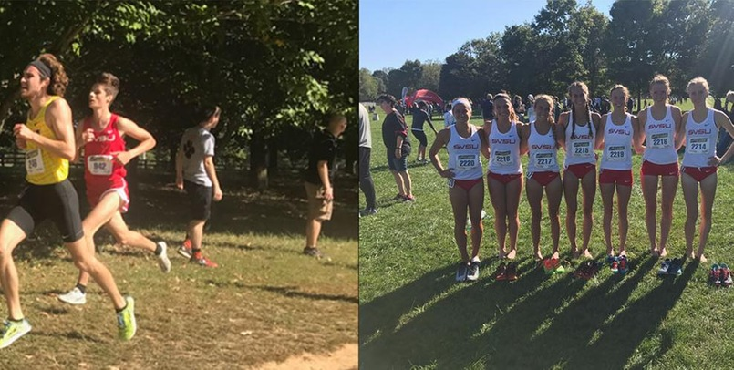 Men's Cross Country Finishes 1st at Greater Louisville Classic, Women Finish 4th