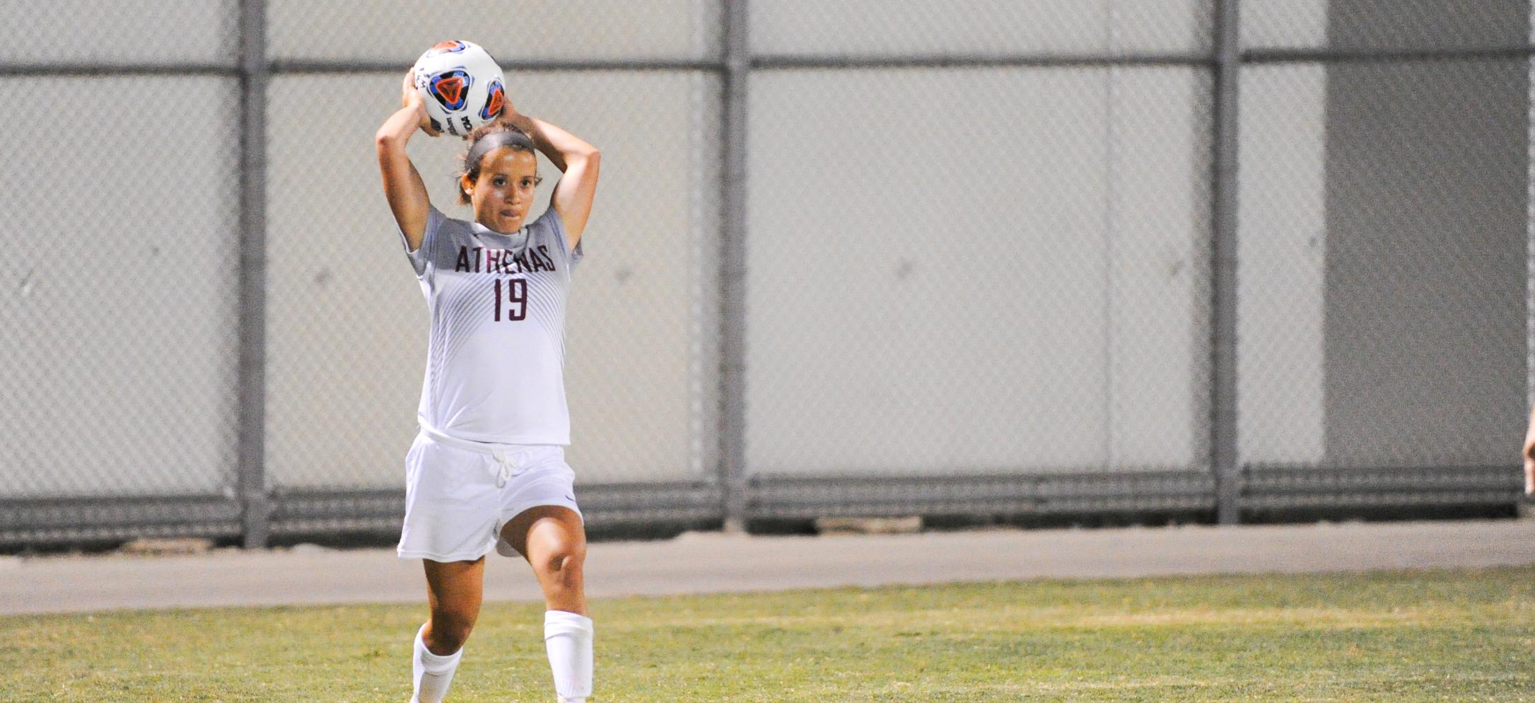 Edwards nabs goal and assist to seal 2-1 victory over Redlands