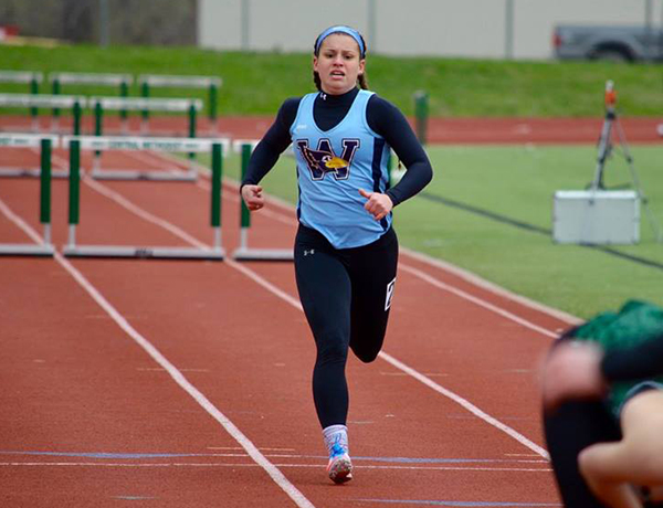 Women's Track & Field Ties for 22nd at Darrel Gourley Open