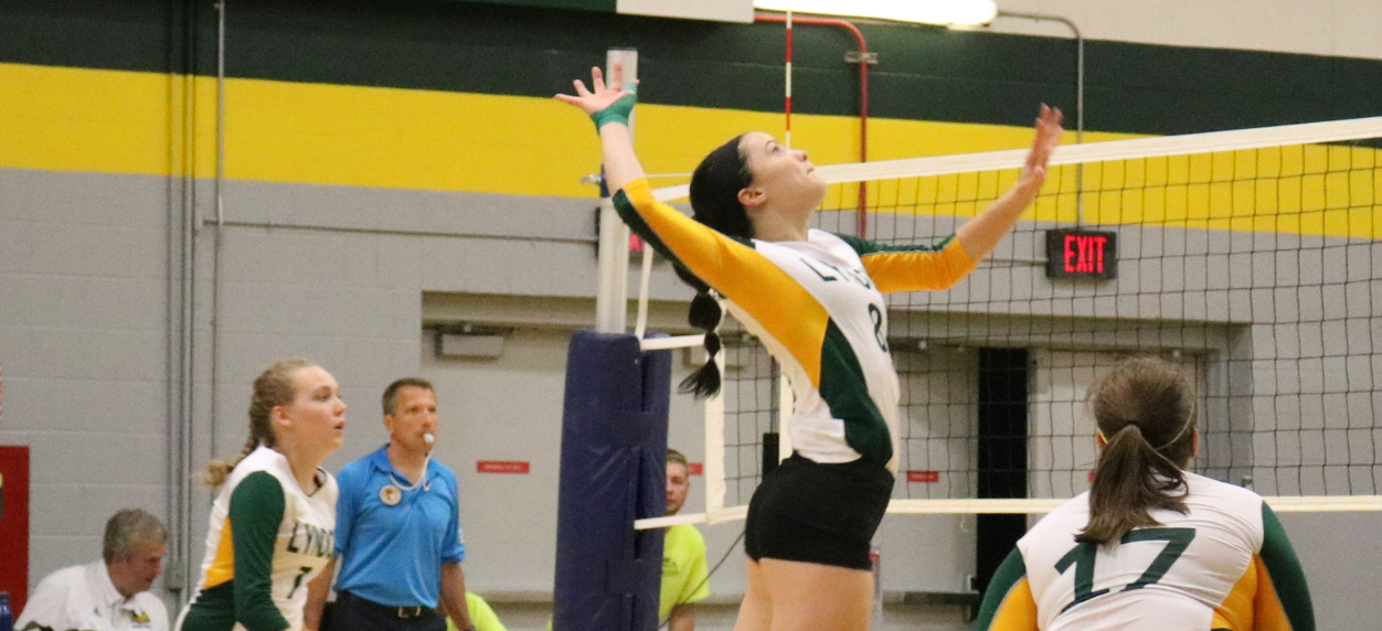 Hornet volleyball drops a pair at Green Mountain tri-match