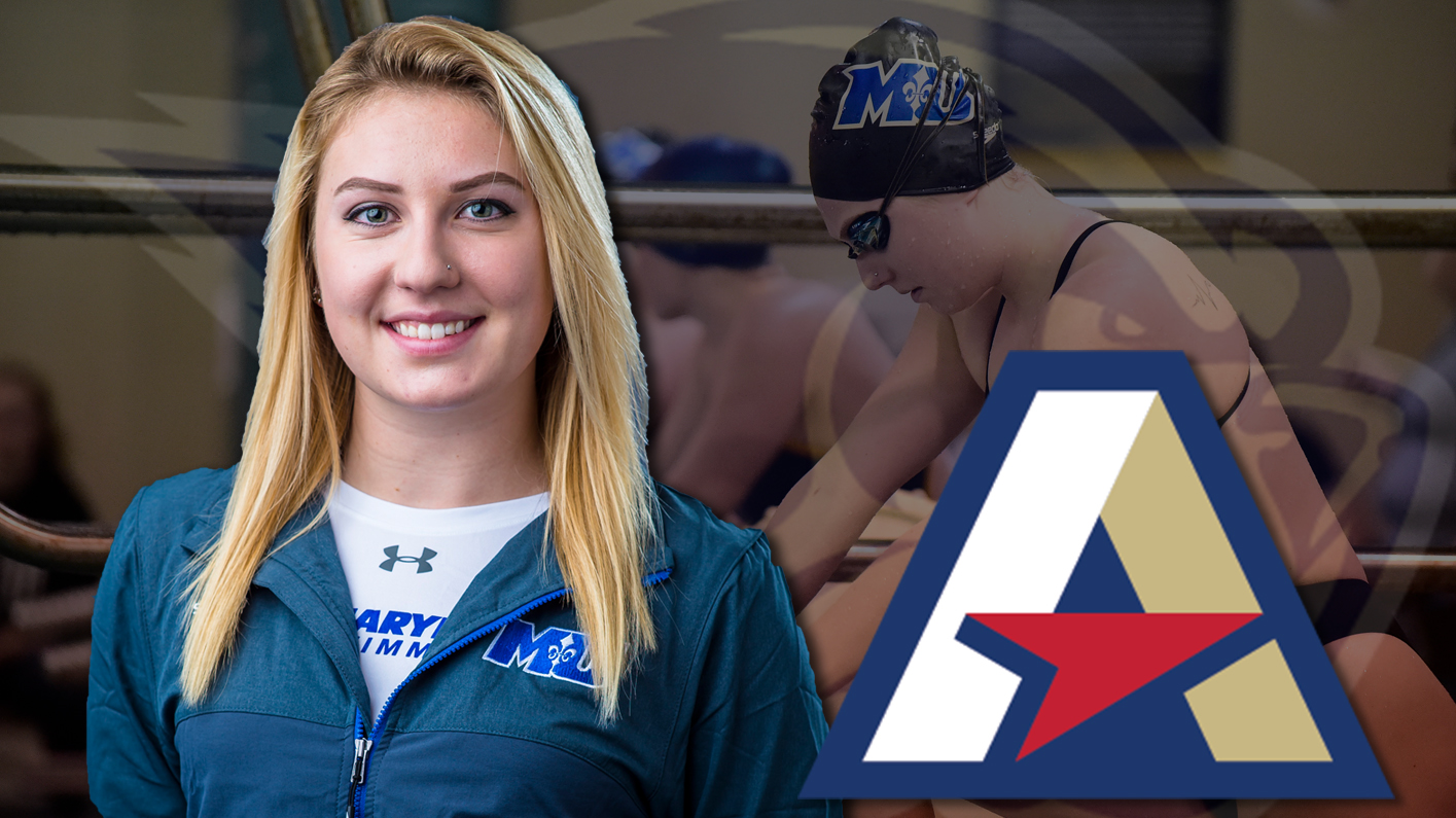 Elizondo named Atlantic East Swimmer of the Week, following strong opening week