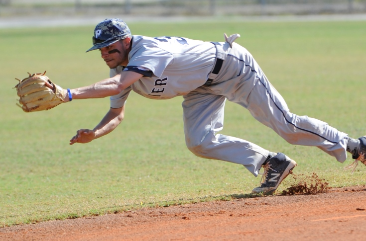 Baseball: Rivier falls at home to Lesley University