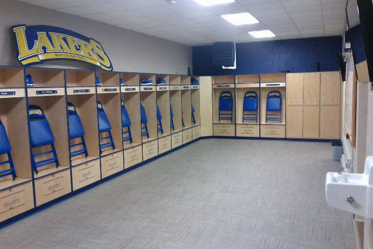 Men's Locker Room