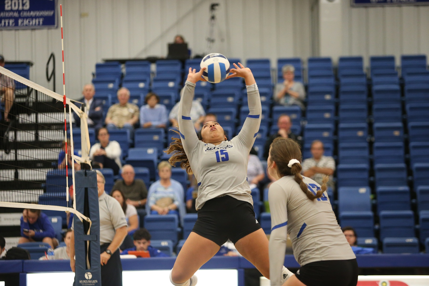Reivers sweep Grizzlies on the road