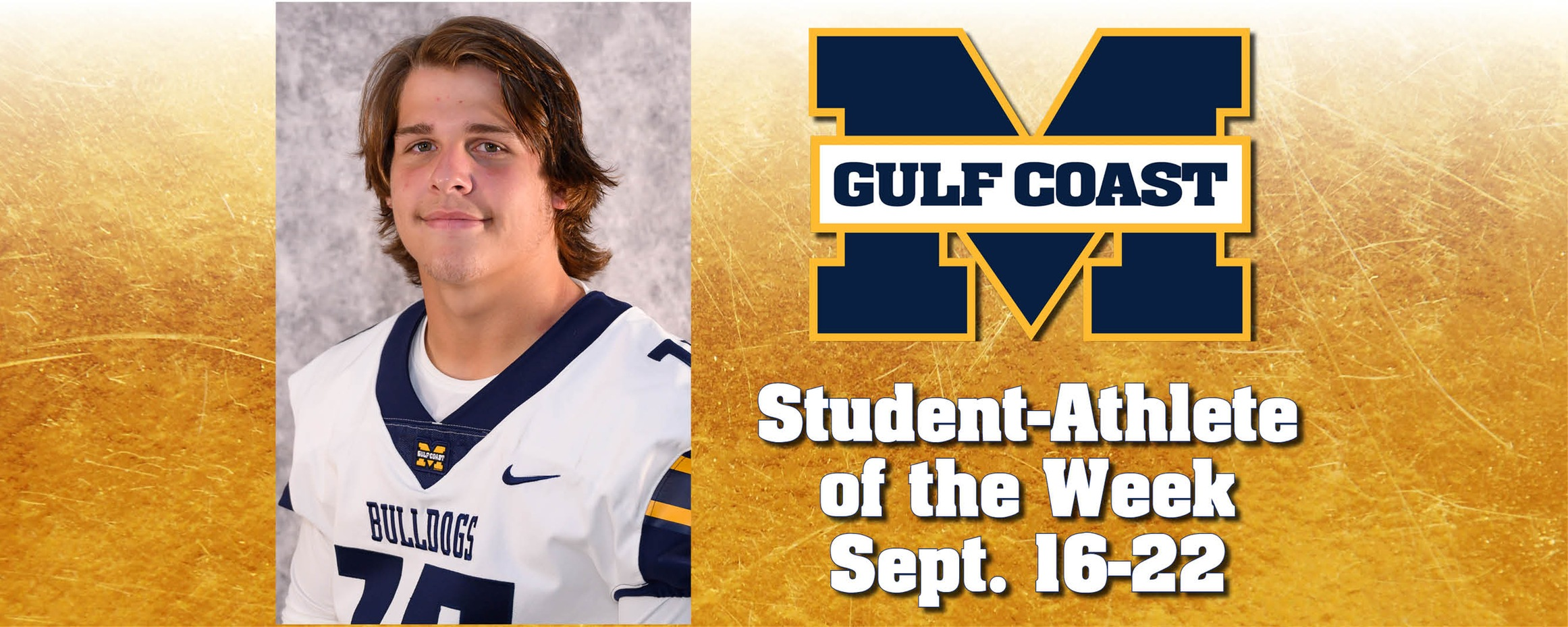 Lovertich named MGCCC Student-Athlete of the Week