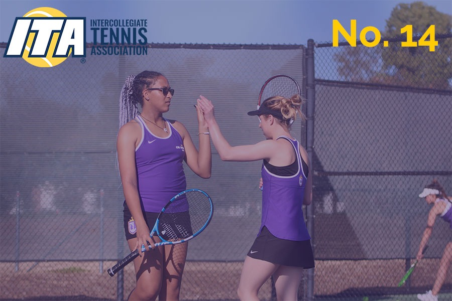 Regals Ranked No. 14 in the West Region by the ITA