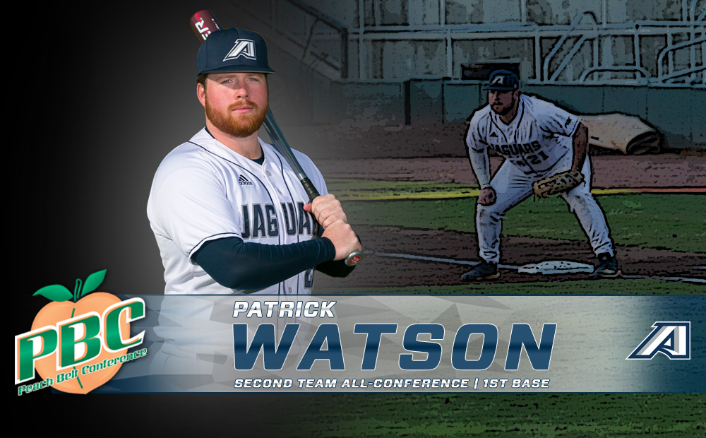 Patrick Watson Selected To PBC Baseball All-Conference Team